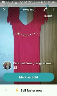 Dress size 12 Fyffe, 35971