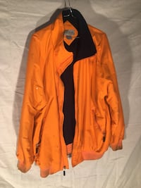 XL orange hunting coat Muskegon, 49442