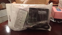 black HDMI Switch with remote Bossier City, 71111