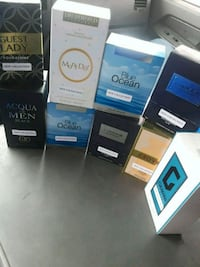 Best deal ever! A mix of 10 colognes/perfumes
