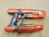 Marvel Guardians of The Galaxy Star-Lord Nerf Quad Springfield