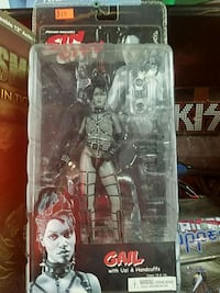 Sin city action figure in box Brampton, L6V 1N6
