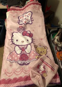 Sanrio Hello Kitty Sleeping Bag Pahoa, 96778