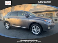2012 Lexus RX for sale Stafford