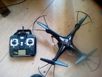 OPEN BOX DISPLAY ITEM//syma x5sc drone with controller and parts. Victoria, V8W 1N3