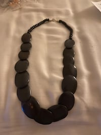 Brown Wooden Necklace Rockville, 20850