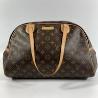Louis Vuitton Monogram Canvas Montorgueil GM Bag Toronto