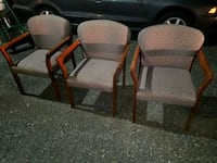 ( SET OF 3 ) WAITING ROOM CHAIRS Forest Hill, 21050