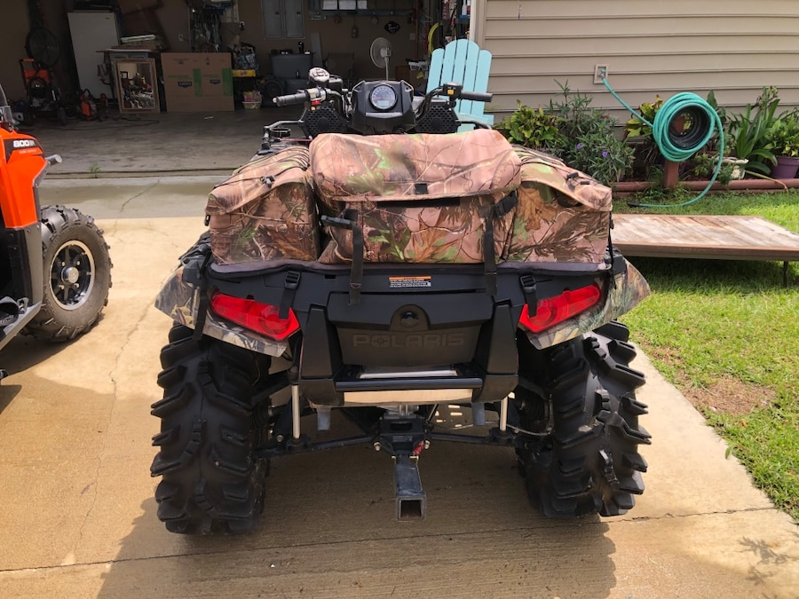 Photo Polaris 850 Sportsman For Sale