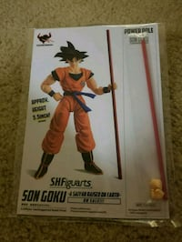 SDCC 2018 Tamashii Nations Power Poll Son Goku Los Angeles, 91311