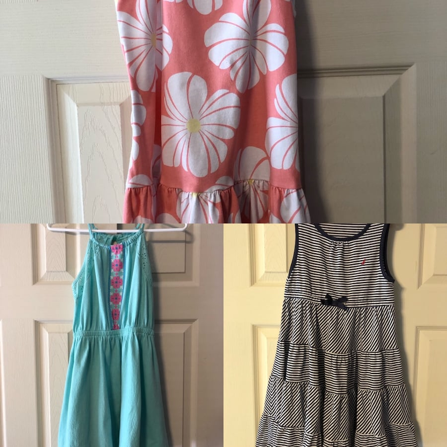 Girls Dresses Sizes 8 and 10 - $5 each 8e7fdce0-dc35-420f-bc0a-459c625d7c35