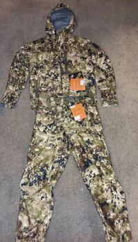 New Men's Sitka ThunderHead Jacket & Pants  Las Vegas, 89141