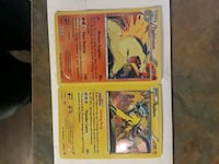 two Pokemon trading card collection Alden, 14004