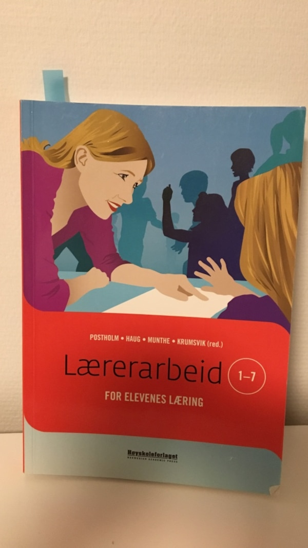 Laererarbeid for Elevenes Laering bok