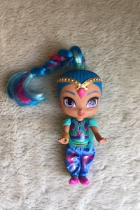 Shimmer and Shine Doll Figure Figurine Toy
