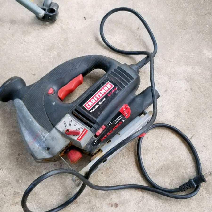 Craftsman power tool