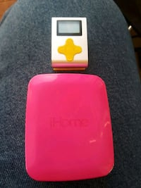 iHome portable charger & MP3 Player 2185 mi