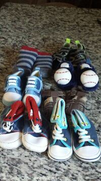 Baby shoes 0-9 months Phoenix, 85051
