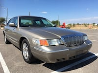 Mercury - Grand Marquis - 2001 Laredo, 78041