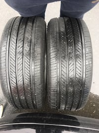2 tires 225/50r17 Michelin $60 6 mi