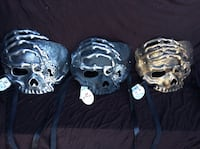 Halloween skull mask Costa Mesa, 92626