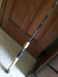 Rick Clunn spinnerbait fishing rod Virginia Beach, 23454