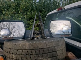 2006 Ford pick up truck side view mirrors