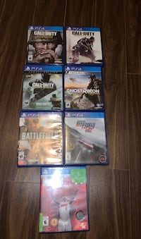 Ps4 games Vaughan, L4H 0M5