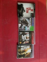 Ps3 game cd.