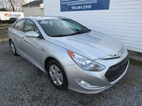 2011 Hyundai Sonata 4dr Sdn 2.4L Auto Hybrid *Ltd Avail* Woodbridge