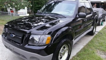Ford - Explorer Sport Trac - 2002
