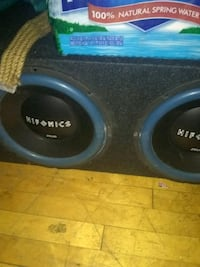 Subwoofer in box Milwaukee, 53209
