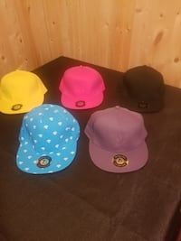 Large fitted hats  SURREY