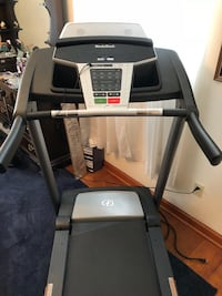 black and gray automatic treadmill Pittsburgh, 15214