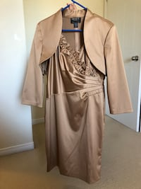 Beautiful outgoing dress size 12 Montreal, H1J 1G2