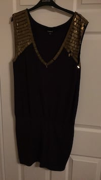 women's black sleeveless dress Toronto, M1R 2R9