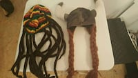 Viking hat & bob marley hat Berlin, 13409