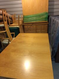 Whole dining room set,  Forestville
