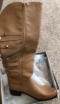 New women's boots size 10,  still in the box.  Baltimore, 21219