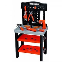Kids black and decker tool bench  Vaughan