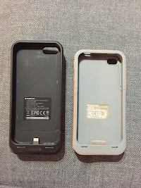 Mophie Iphone 4/4S and 5/5S & SE. 25$ each Calgary