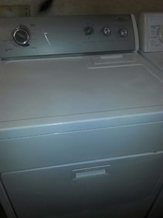 #1475 Whirlpool commercial quality washer and drye