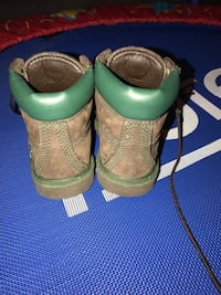 Toddler boy Timberlands size 5 Ashburn, 20147