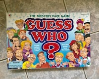 Guess who game - missing one face only Ashburn, 20147