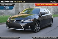 Lexus CT 200h 2015 Mount Juliet