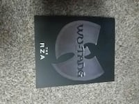 Wu tang manual by rza never read new