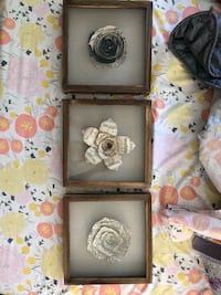 3 Piece Flower Art  Chicago, 60625