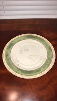 American Atelier Decorative Herbs & Spices Plate Louisville, 40207