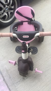 toddler's pink and gray trike Calgary, T2Z