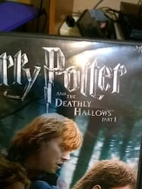 Harry Potter and the Deathly hallows p1 Thomaston, 30286